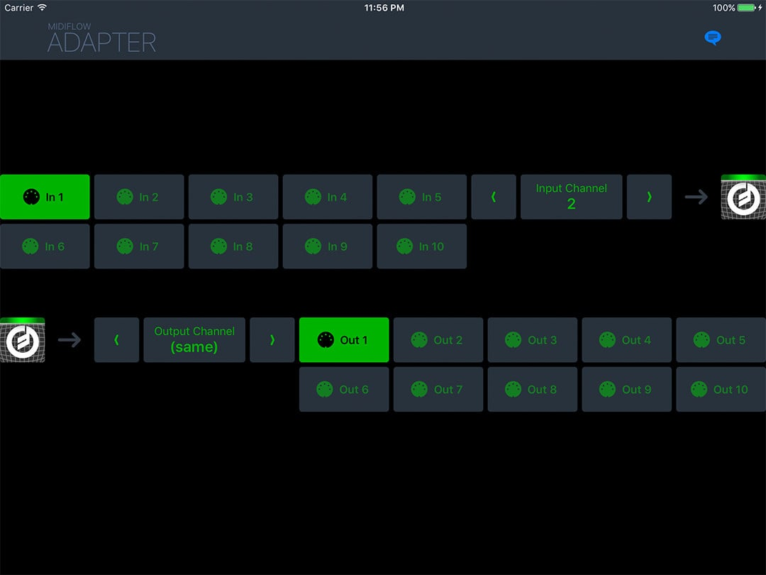 Midiflow Adapter – Connect your 'legacy' Core MIDI apps to Audiobus